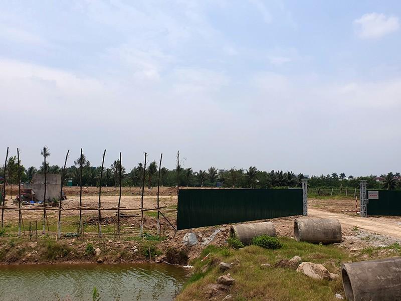 Thanh tra biệt phủ nằm trên đất thủy sản ở Hải Phòng - ảnh 2