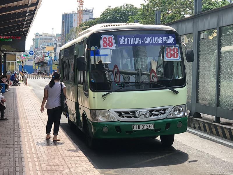 TP.HCM đề xuất tăng trợ giá xe buýt lên hơn 1.300 tỉ đồng - ảnh 1