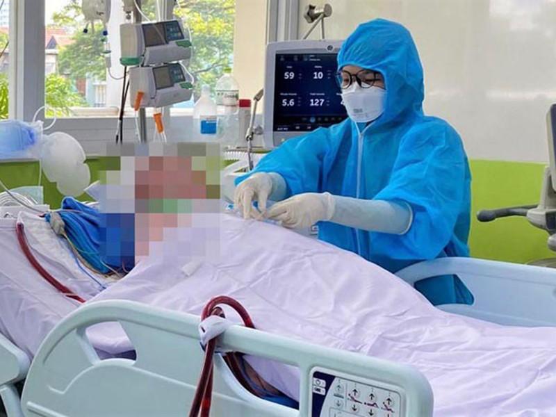 Bệnh nhân 91 hồi phục phổi 40%, phản xạ tốt hơn - ảnh 1