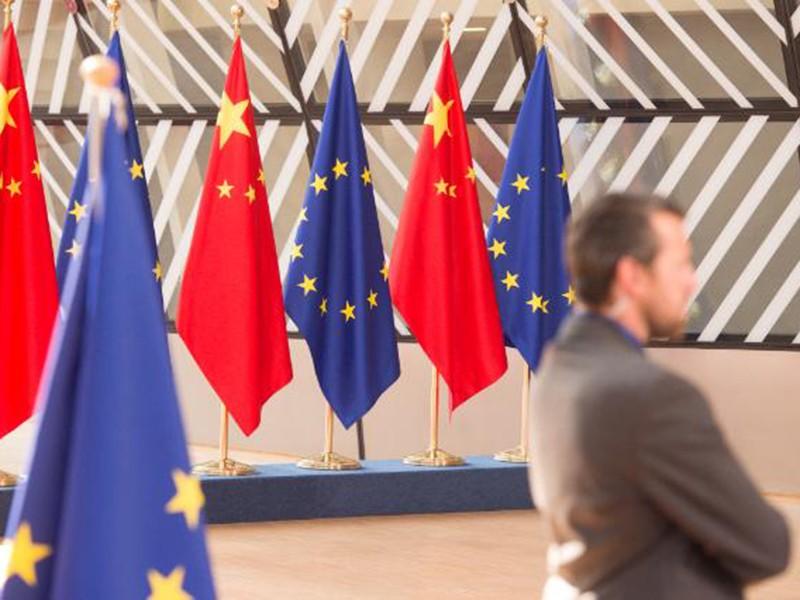 Hong Kong: Bước ngoặt mới trong quan hệ Trung Quốc-EU - ảnh 1