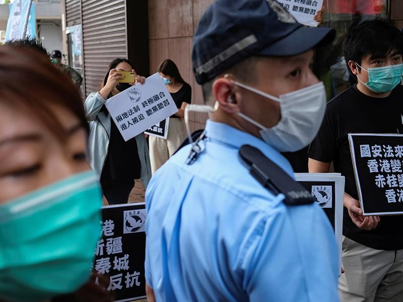 Tương lai Hong Kong bất định sau luật an ninh mới - ảnh 2