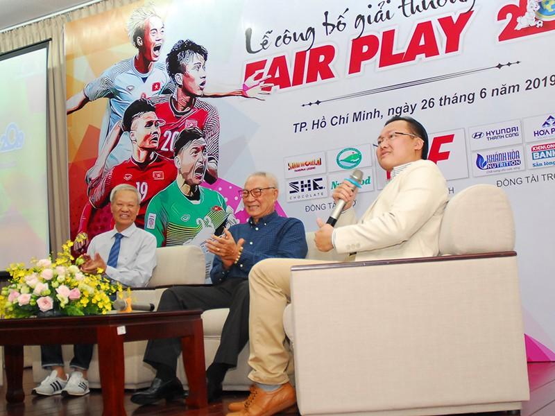 Fair Play là biểu tượng của bóng đá đẹp! - ảnh 1