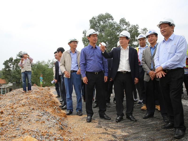3 dự án cao tốc Bắc - Nam được chuyển sang đầu tư công - ảnh 1