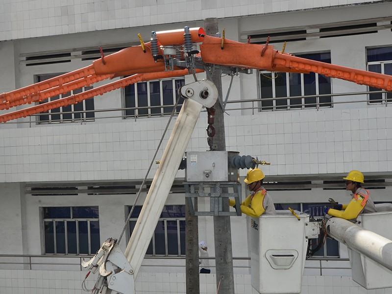 TP.HCM tăng cường đảm bảo an toàn điện trong mùa mưa - ảnh 1