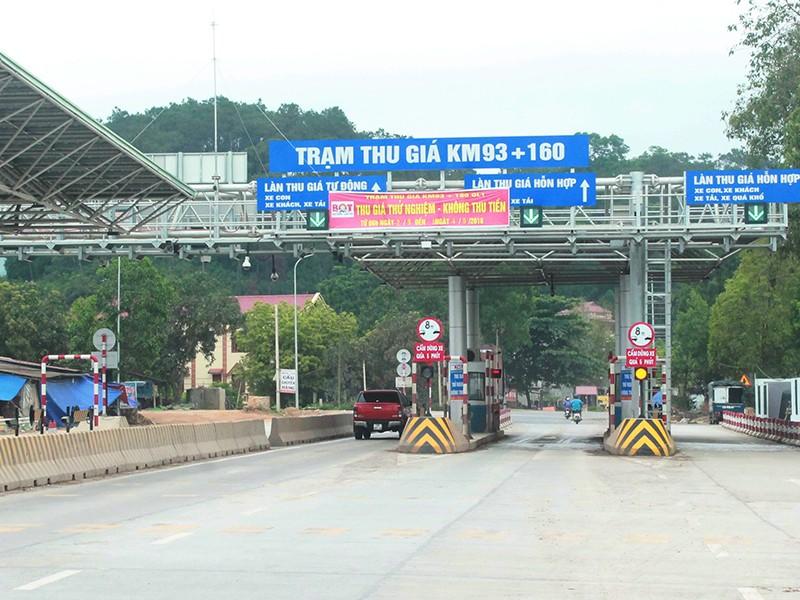 Lối ra cho dự án thu phí giao thông không dừng - ảnh 2