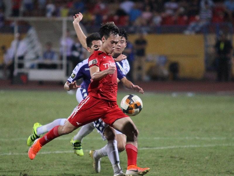 Vòng 3 V-League: Cuộc đua khắc nghiệt! - ảnh 1