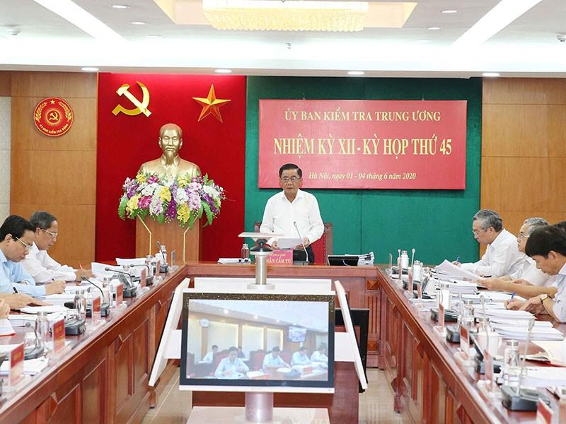 Đề nghị Bộ Chính trị kỷ luật bí thư Quảng Ngãi - ảnh 1