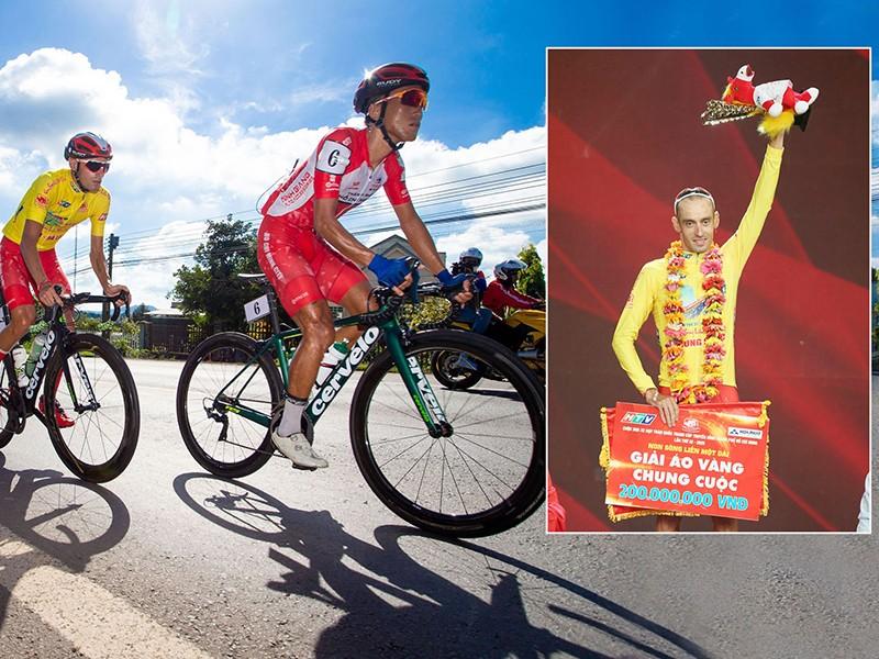 Áo vàng Javier chọn Việt Nam là nơi kết thúc sự nghiệp - ảnh 1