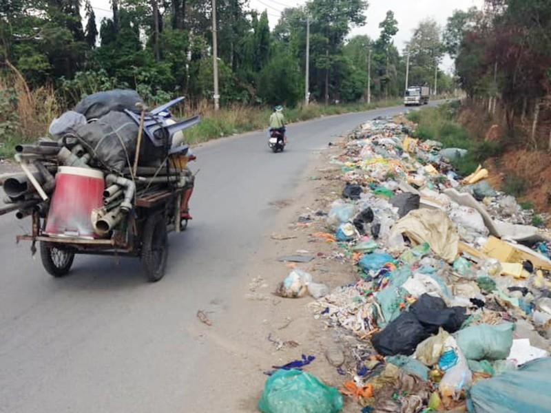 Đã dọn sạch bãi rác ở Biên Hòa, Đồng Nai - ảnh 1