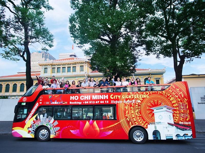 Du lịch TP.HCM đồng loạt tung hàng trăm tour siêu rẻ - ảnh 1