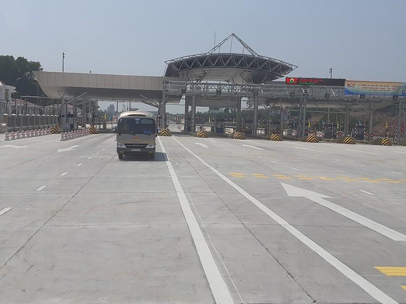 Không chỉ định thầu dự án cao tốc Bắc - Nam - ảnh 1