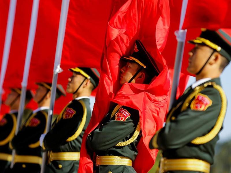 Tham vọng ngày càng lộ rõ của Bắc Kinh - ảnh 1