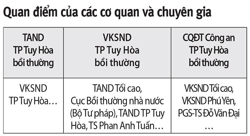Viện kiểm sát TP Tuy Hòa có trách nhiệm bồi thường oan - ảnh 2