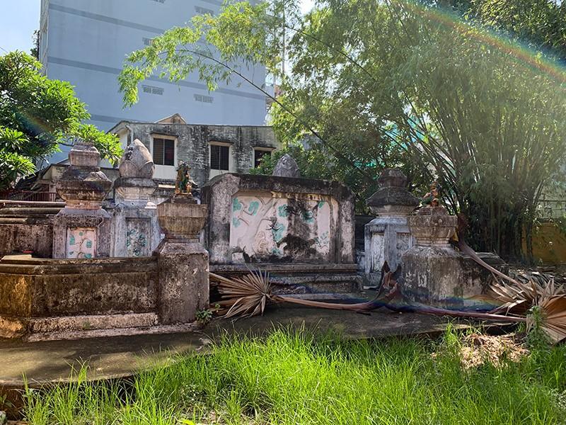 Giải mã mộ 2 cô hầu Tả quân Lê Văn Duyệt - ảnh 1