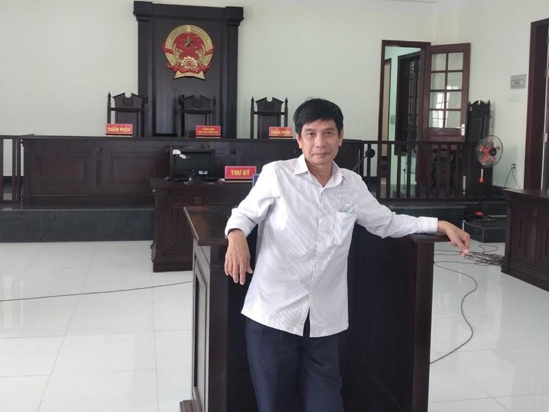 Xử giám đốc thẩm vụ ông Lương Hữu Phước - ảnh 1