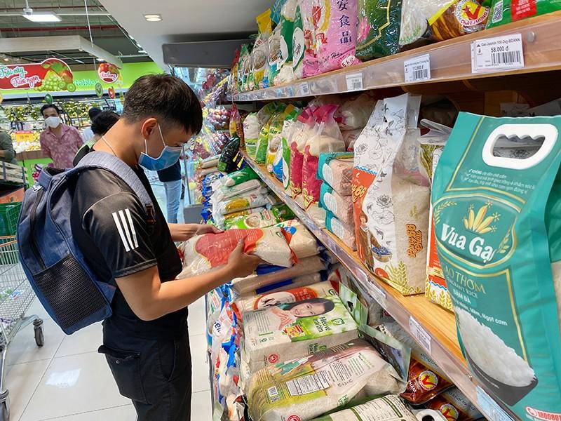 Gạo Việt trước cơ hội vươn lên dẫn đầu thế giới - ảnh 1