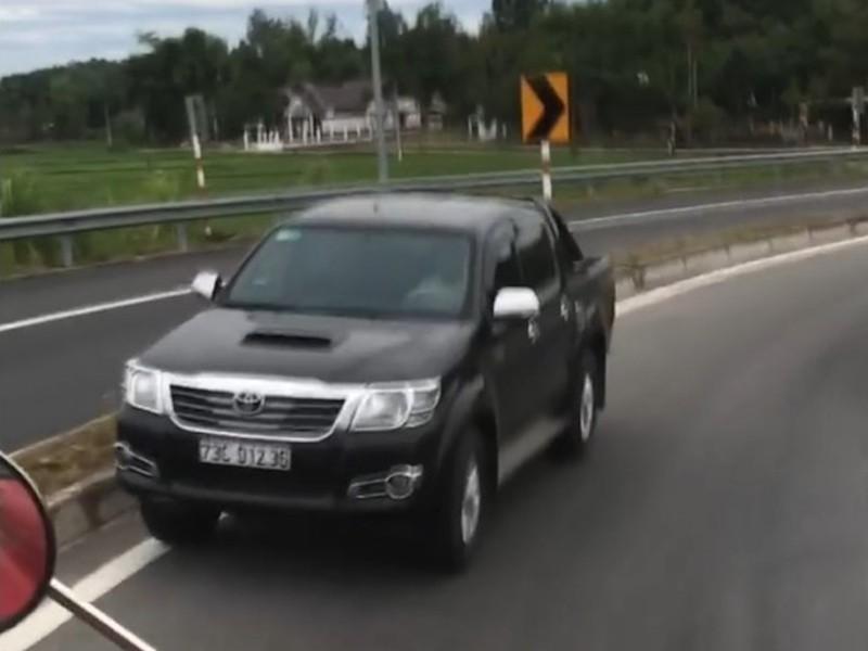 Nhiều tài xế liều mạng chạy ngược chiều trên đường cao tốc - ảnh 2