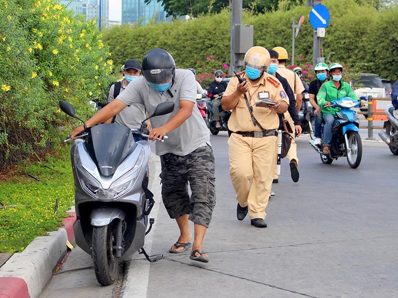 TP.HCM: Tai nạn giảm, an toàn giao thông chuyển biến tốt - ảnh 1