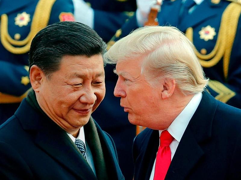 Đối đầu Mỹ - Trung: Thế giới chia hai phe - ảnh 1
