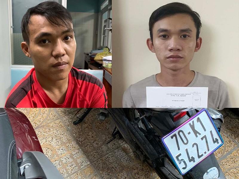 Băng cướp giật chuyên nhắm đến du khách ở TP.HCM sa lưới - ảnh 1