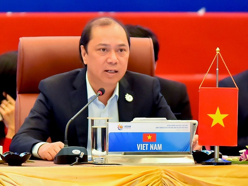 ASEAN sẵn sàng phối hợp phòng, chống COVID-19 - ảnh 1