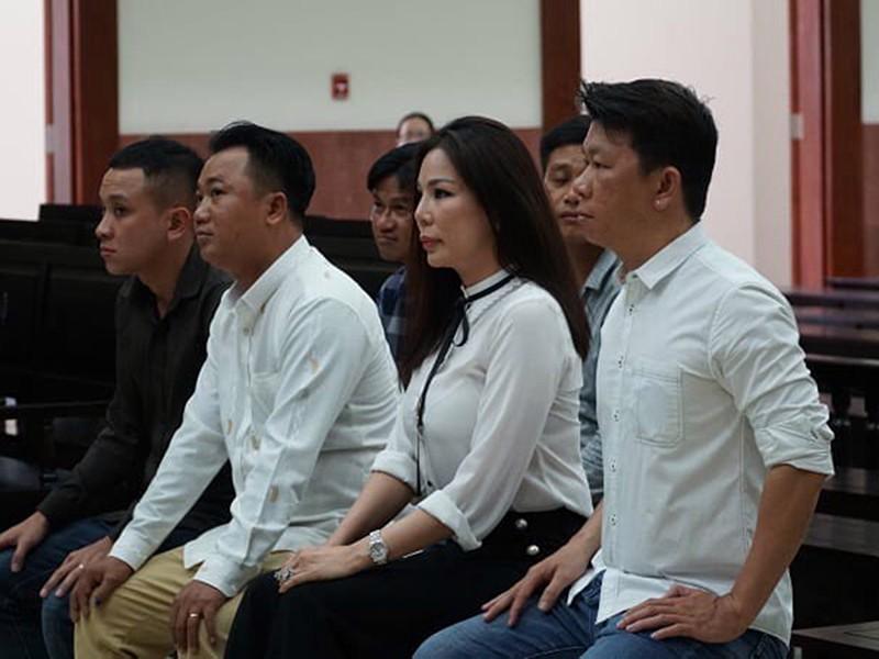 Vợ bác sĩ Chiêm Quốc Thái đã chấp hành án xong - ảnh 1