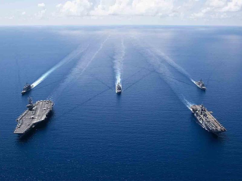 Tướng không quân Mỹ: Không ngại Trung Quốc ở Biển Đông - ảnh 1