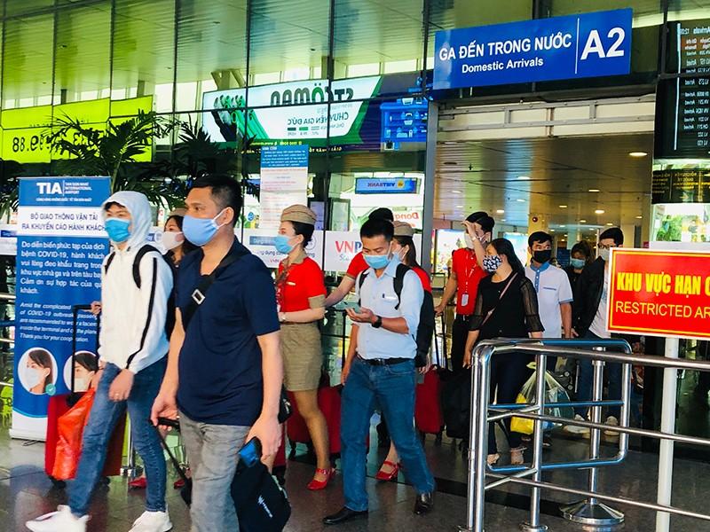 Các hãng hàng không sẵn sàng bay quốc tế - ảnh 1