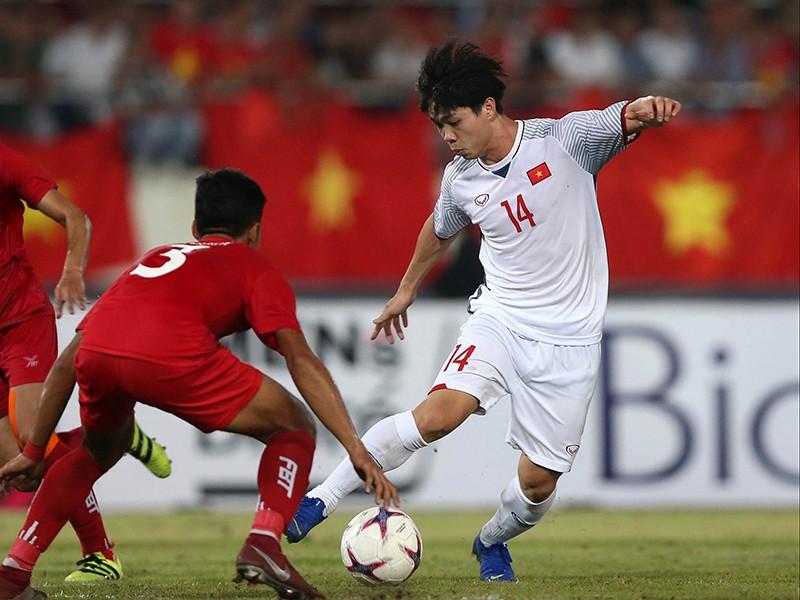 Malaysia sung sướng khi Công Phượng có thể vắng AFF Cup - ảnh 1