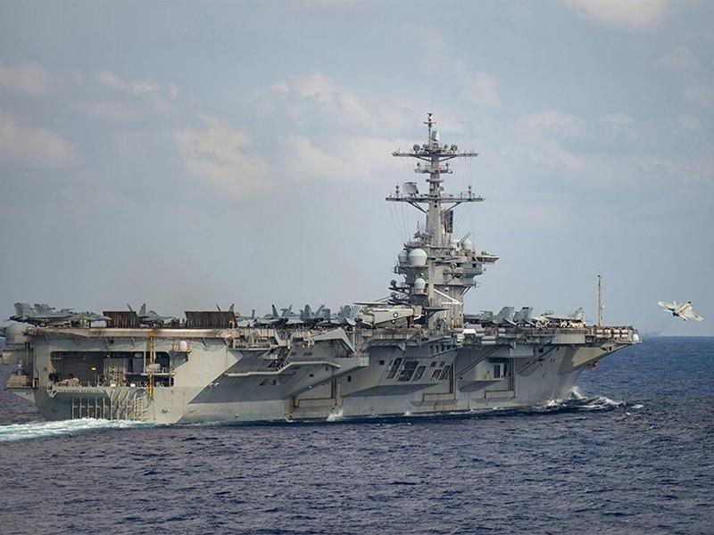 Trung Quốc không dọa được tàu sân bay Mỹ - ảnh 1