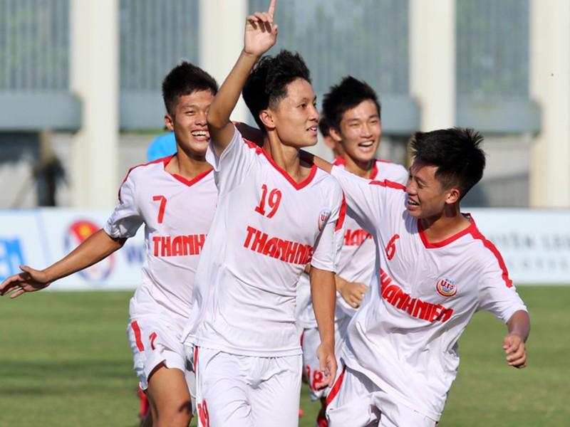 Thắng SL Nghệ An, U-19 HA Gia Lai vào chung kết với U-19 PVF - ảnh 1