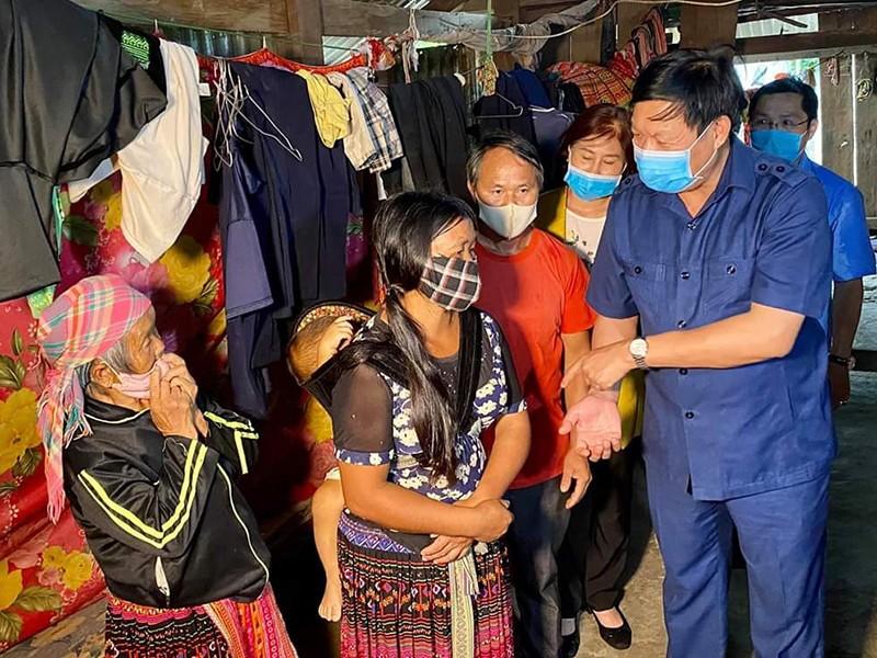 'Không được để dịch bạch hầu bùng phát trở lại ở Đắk Glong' - ảnh 1