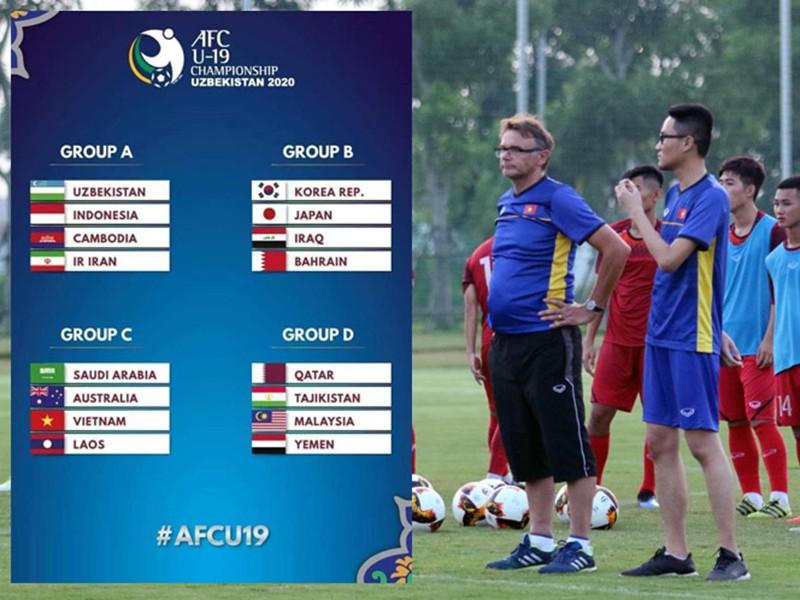 U-19 Việt Nam kỳ vọng dự World Cup cùng 'phù thủy trắng' - ảnh 1