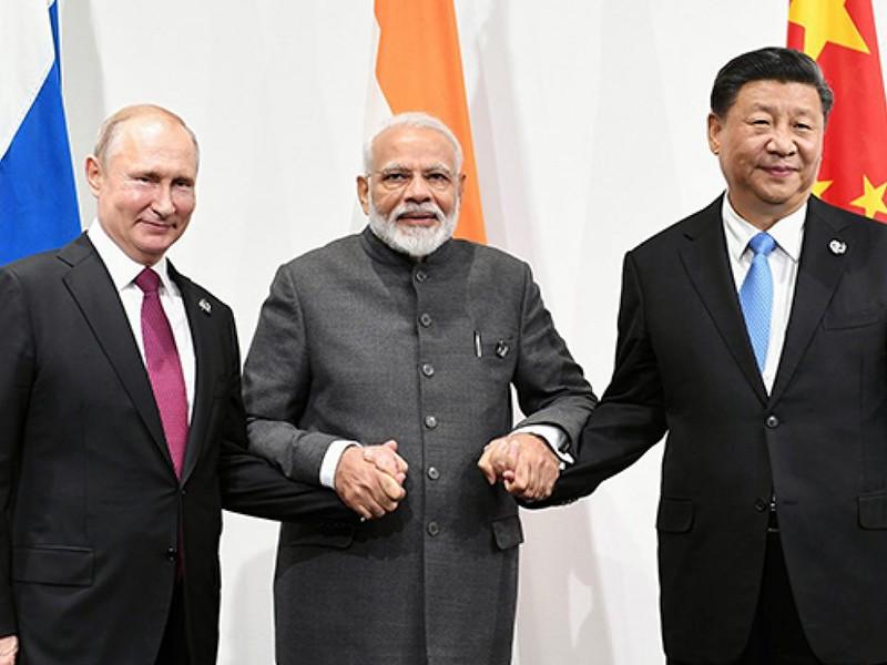 Nga tiến thoái lưỡng nan trước căng thẳng Ấn-Trung - ảnh 1