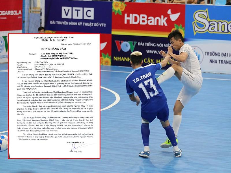 Giải Futsal 2020 lại ồn ào 'nhất bên trọng, nhất bên khinh' - ảnh 1