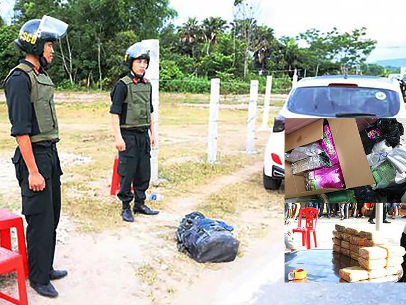 Đối phó ma túy khu 'tam giác vàng' tuồn về Việt Nam - ảnh 2