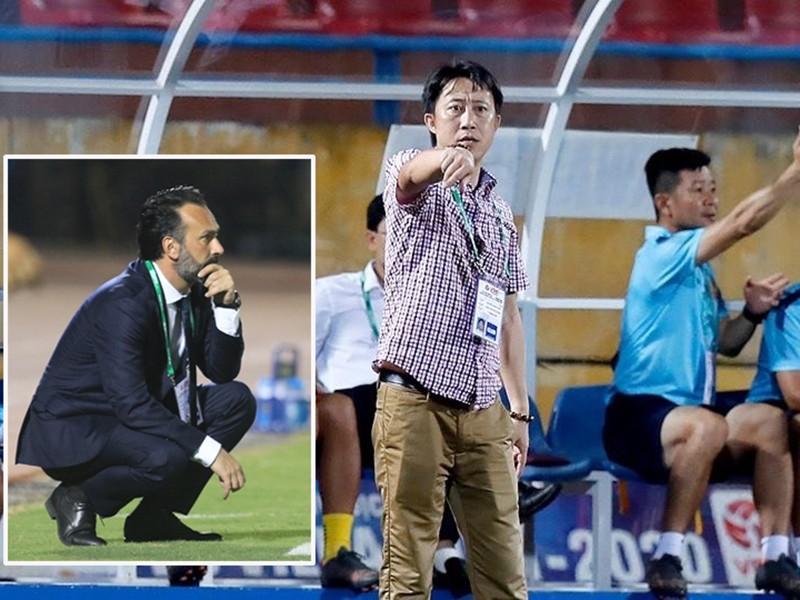 Thay tướng ở bóng đá Việt Nam - ảnh 1