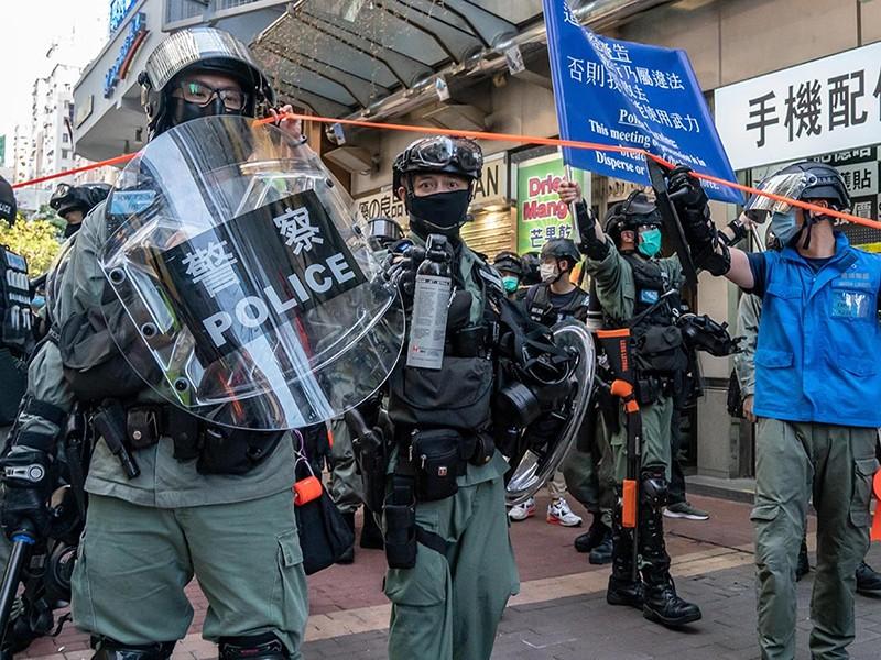 Vì sao Trung Quốc chọn ngày 1-7 cho luật an ninh Hong Kong? - ảnh 2