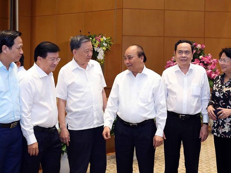 Thủ tướng: 'Hành động hơn nữa, chống trì trệ' - ảnh 1