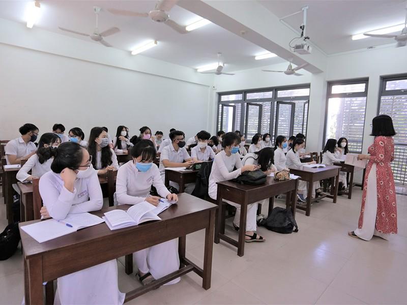 Đà Nẵng thí điểm lắp camera thông minh ở trường học - ảnh 1