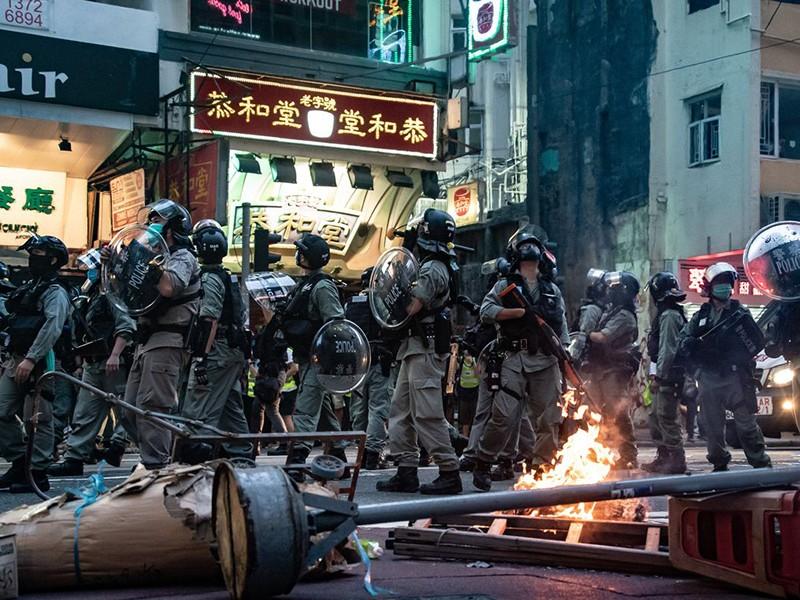 Trung Quốc bị bủa vây sau luật an ninh Hong Kong - ảnh 1