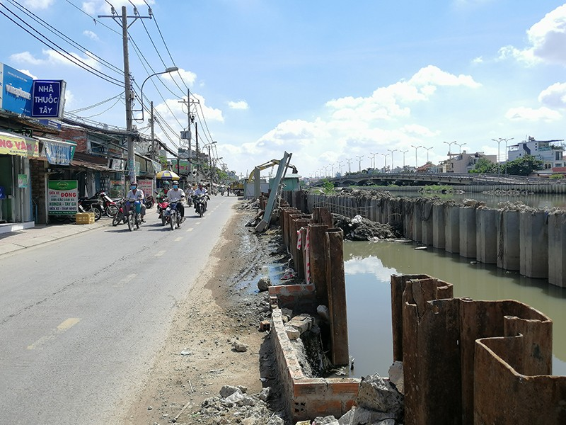 Khi nào hoàn thành dự án cải thiện môi trường nước TP.HCM? - ảnh 1