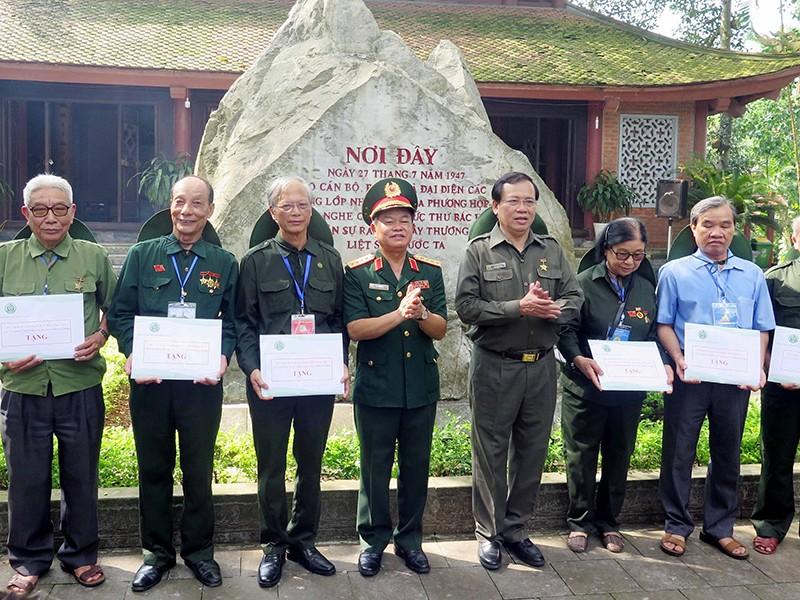 Kỷ niệm ngày Bác Hồ sáng lập Thanh niên xung phong Việt Nam - ảnh 1