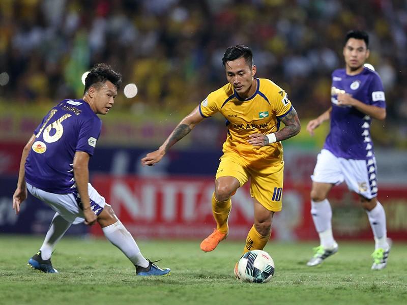 V-League khắc nghiệt và nỗi lo trọng tài - ảnh 1