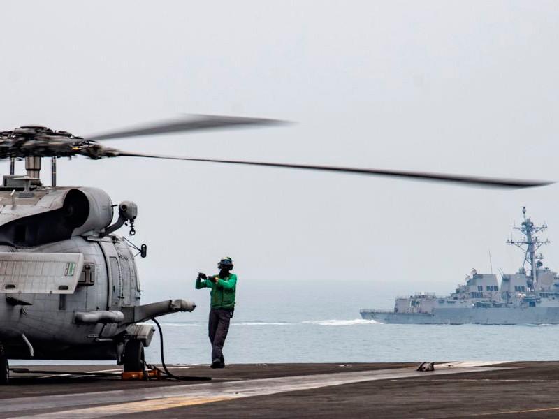 Mỹ thay đổi chính sách, can dự trực tiếp vào Biển Đông - ảnh 1
