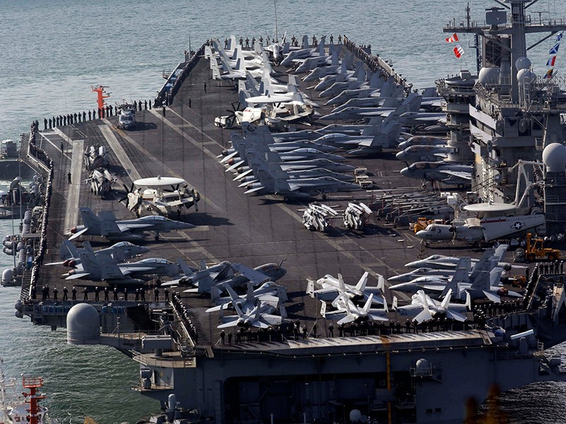 Tên lửa diệt hạm Trung Quốc có dọa được tàu sân bay Mỹ? - ảnh 1