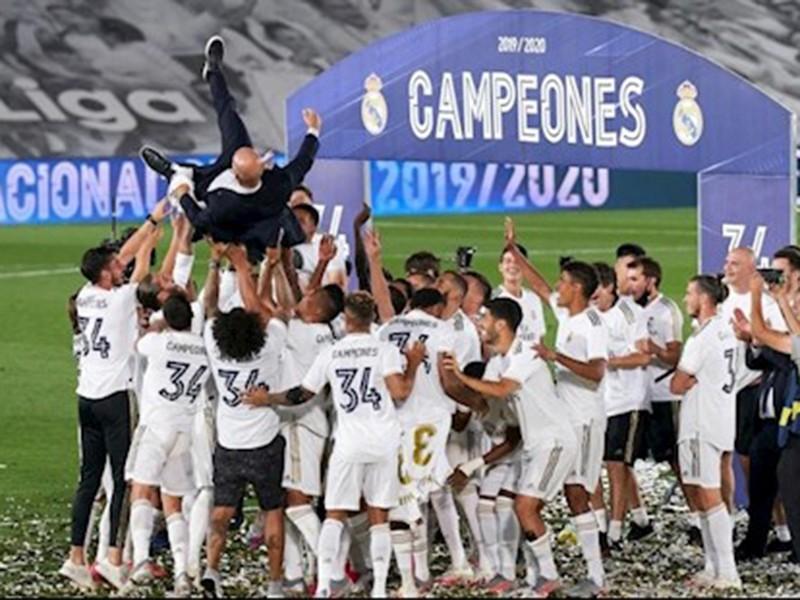 Zidane: Chức vô địch La Liga này còn hơn cả Champions League! - ảnh 1
