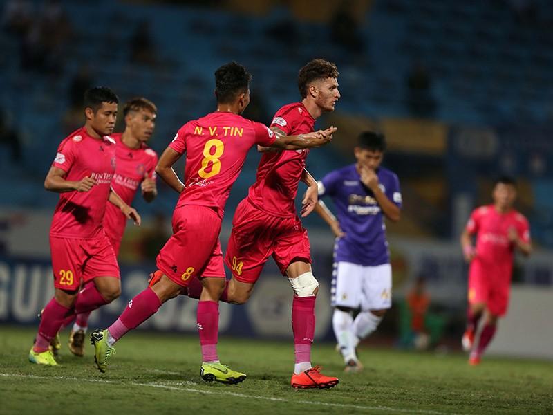 Sài Gòn FC giảm sức mạnh nhưng khó thua - ảnh 1