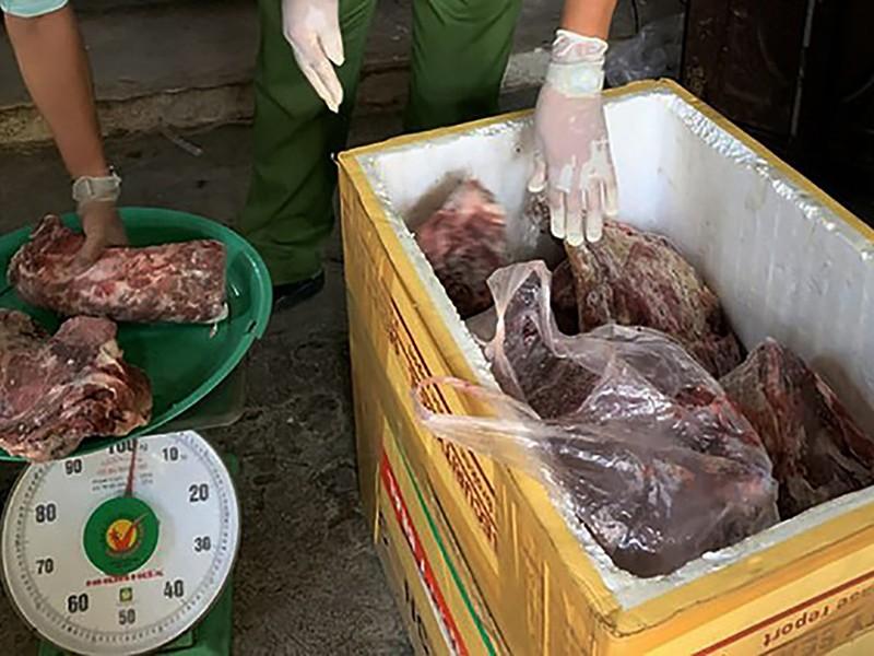 Sớm xử lý vụ biến heo nái thành thịt bò tươi - ảnh 1