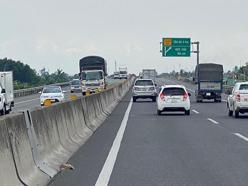 Sắp phục hồi Trung tâm giám sát cao tốc TP.HCM - Trung Lương - ảnh 1